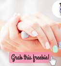 Free Nail Strip Sample Pack from Tough Girls