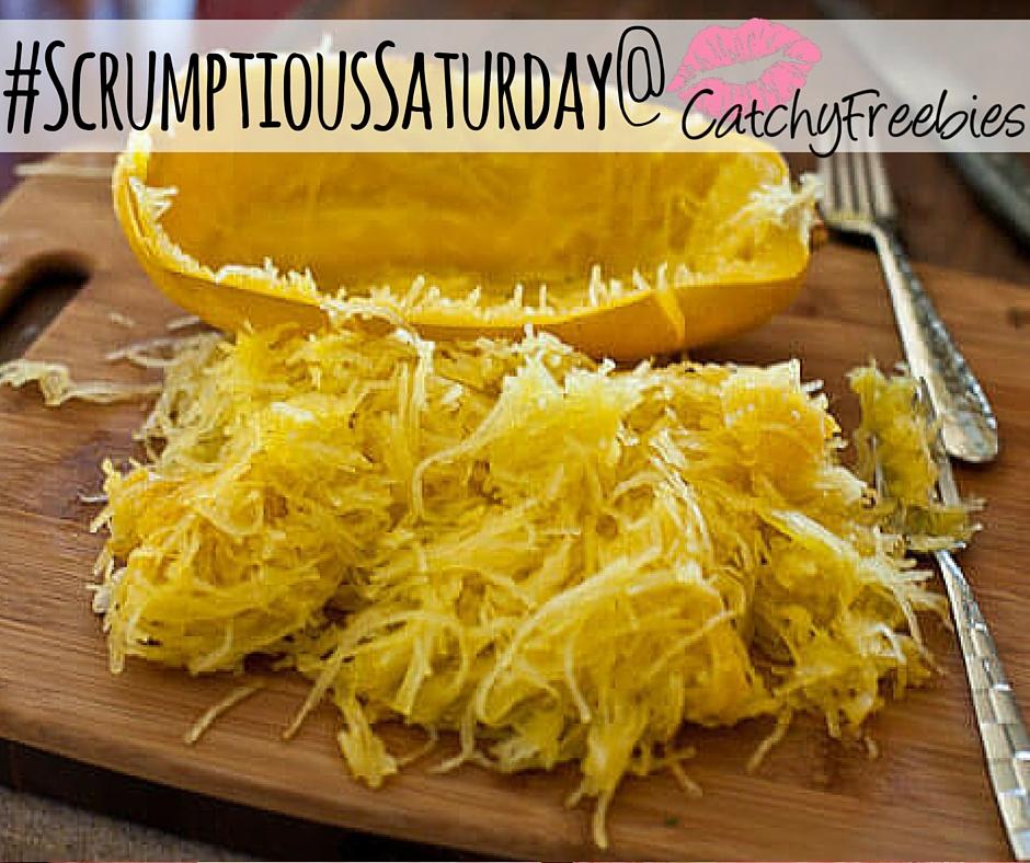 scrumptioussaturday fb spaghetti squash