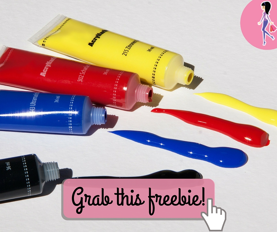 free acrylic paint samples from atelier catchyfreebies