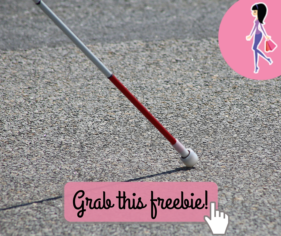 Free White Cane Catchyfreebies
