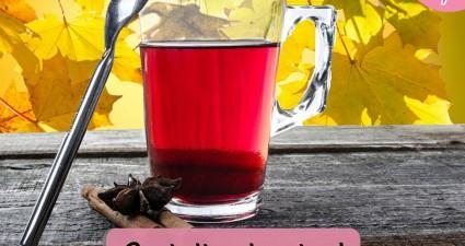 Catchy freebie template tea cup