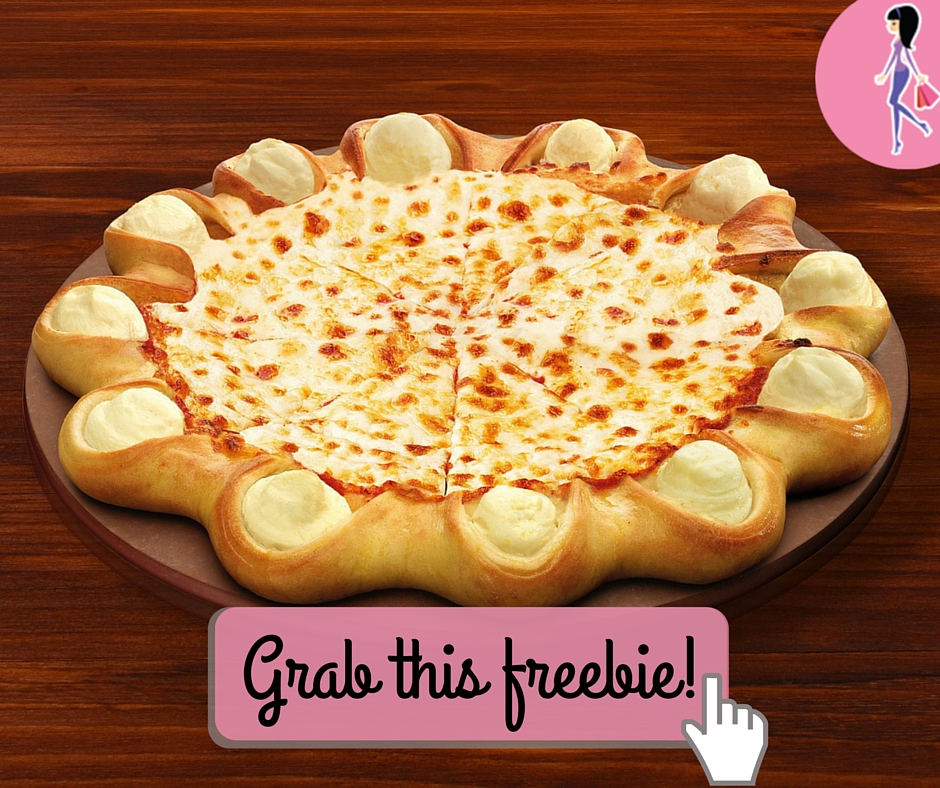 free cheese sticks from pizza hut catchyfreebies