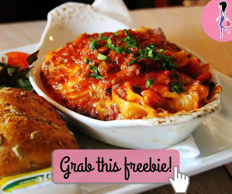 Free Emergency Food Sample -CatchyFreebies