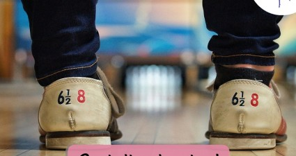 Catchy freebie template bowling 2