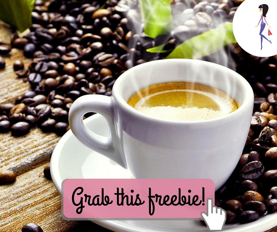 Catchy freebie template coffee 7