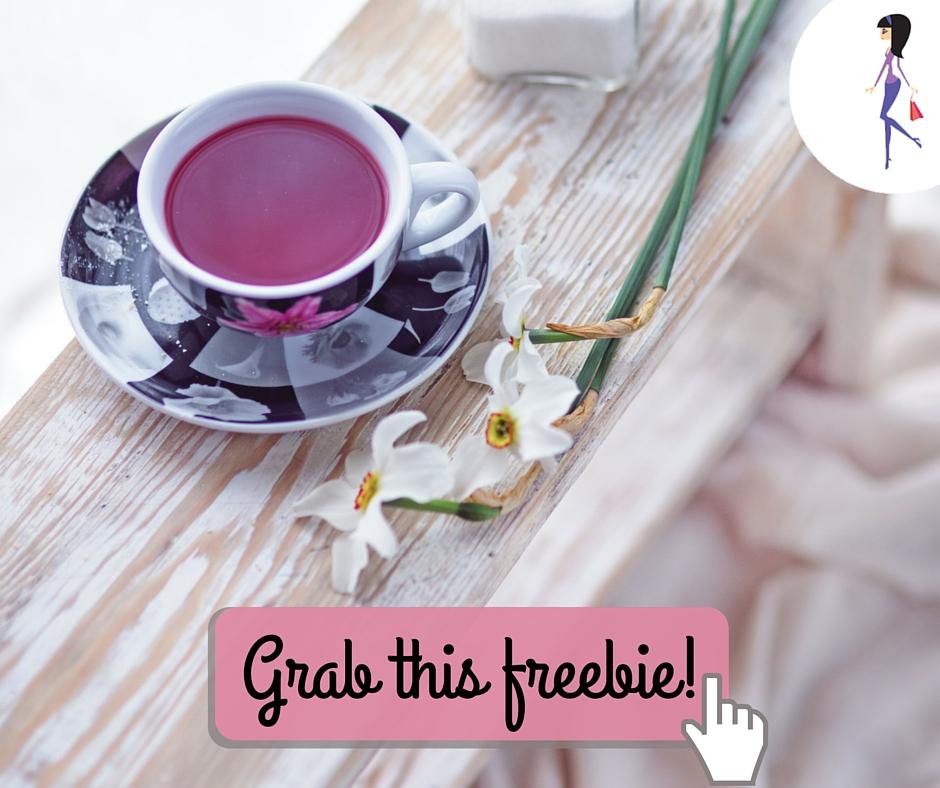 CatchyFreebies sample teachef free tea samples recipes freebie