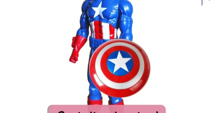 free lowe's build and grow kids workshop kid's clinic free captain america figurine superhero father's day CatchyFreebies sample