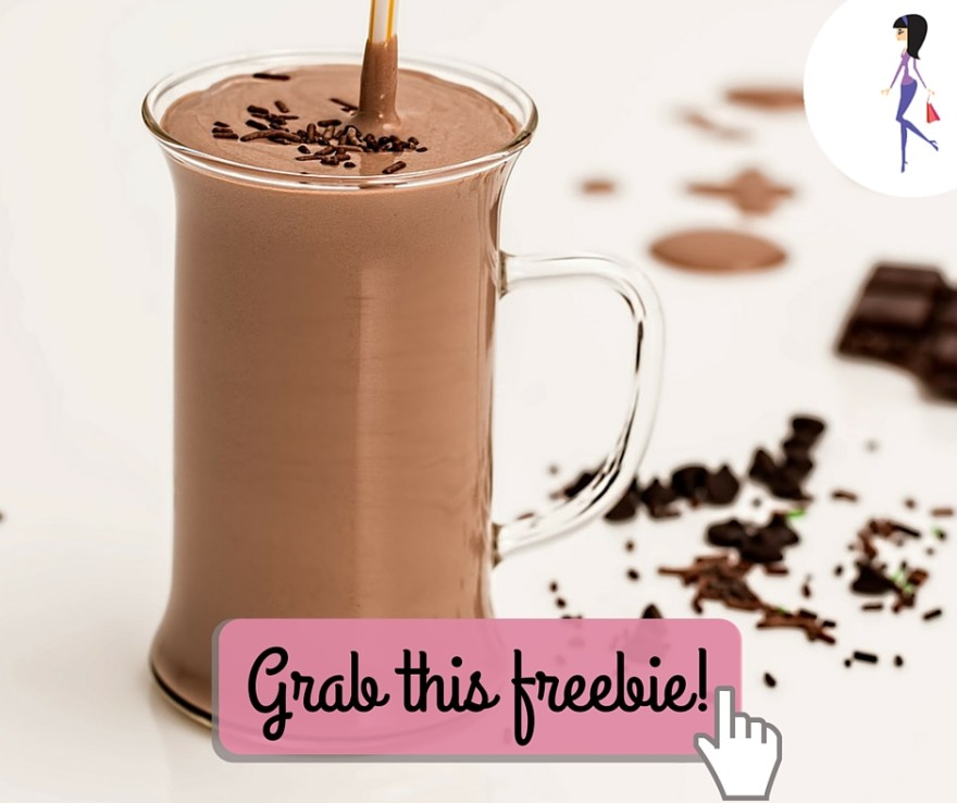 CatchyFreebies sample choc