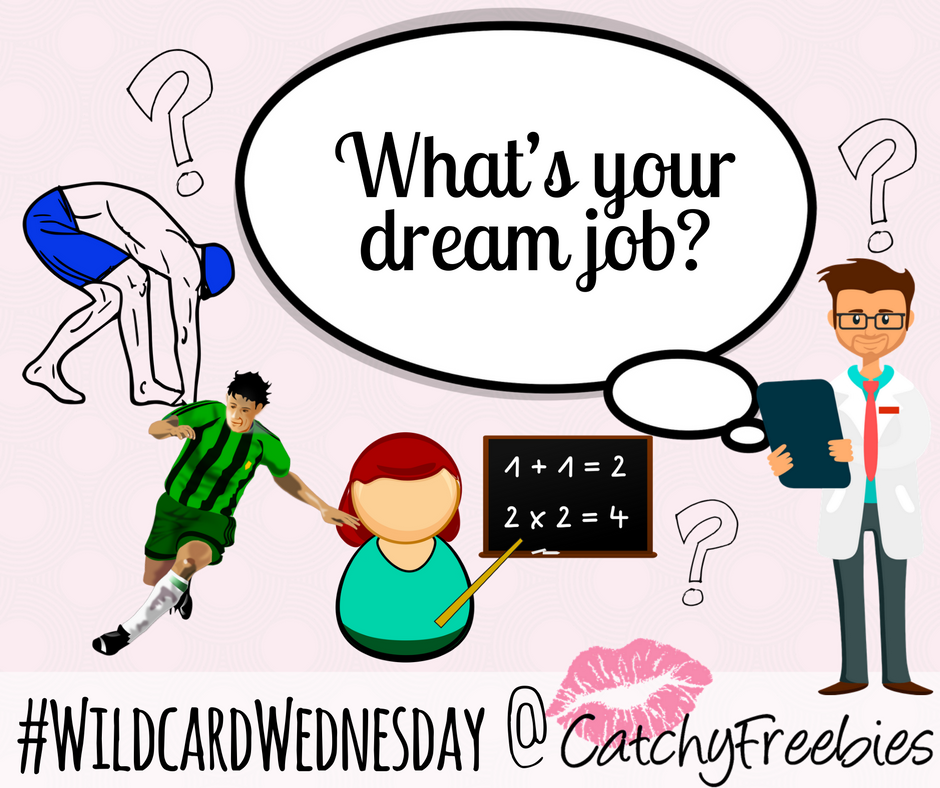wildcard wednesday catchyfreebies giveaway free samples dream job fb