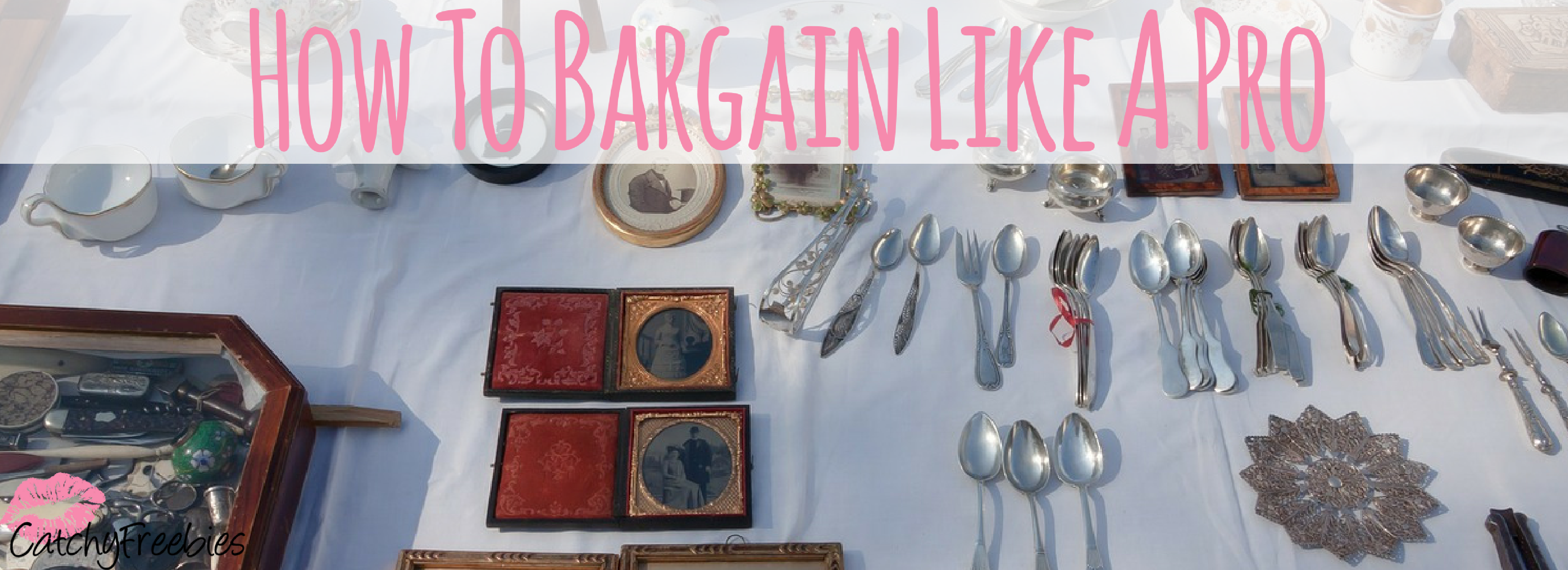 Learn How To Bargain Like A Pro