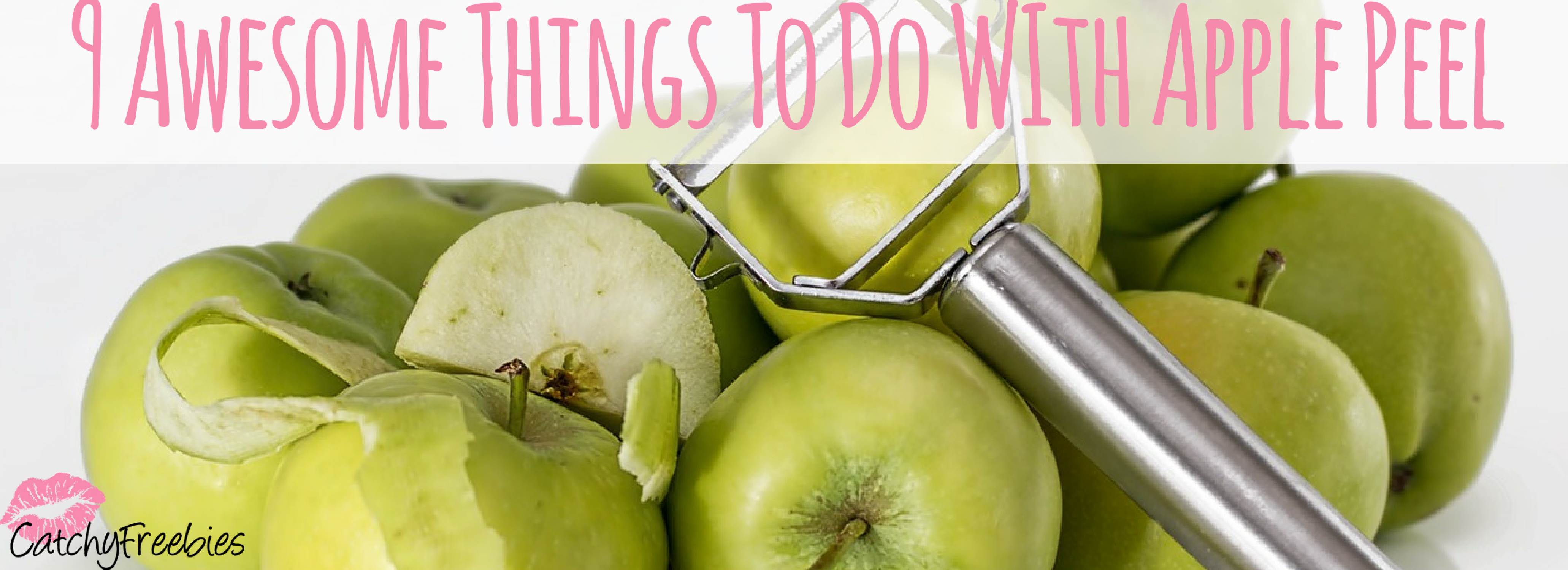9 Awesome Things To Do With Apples Peels