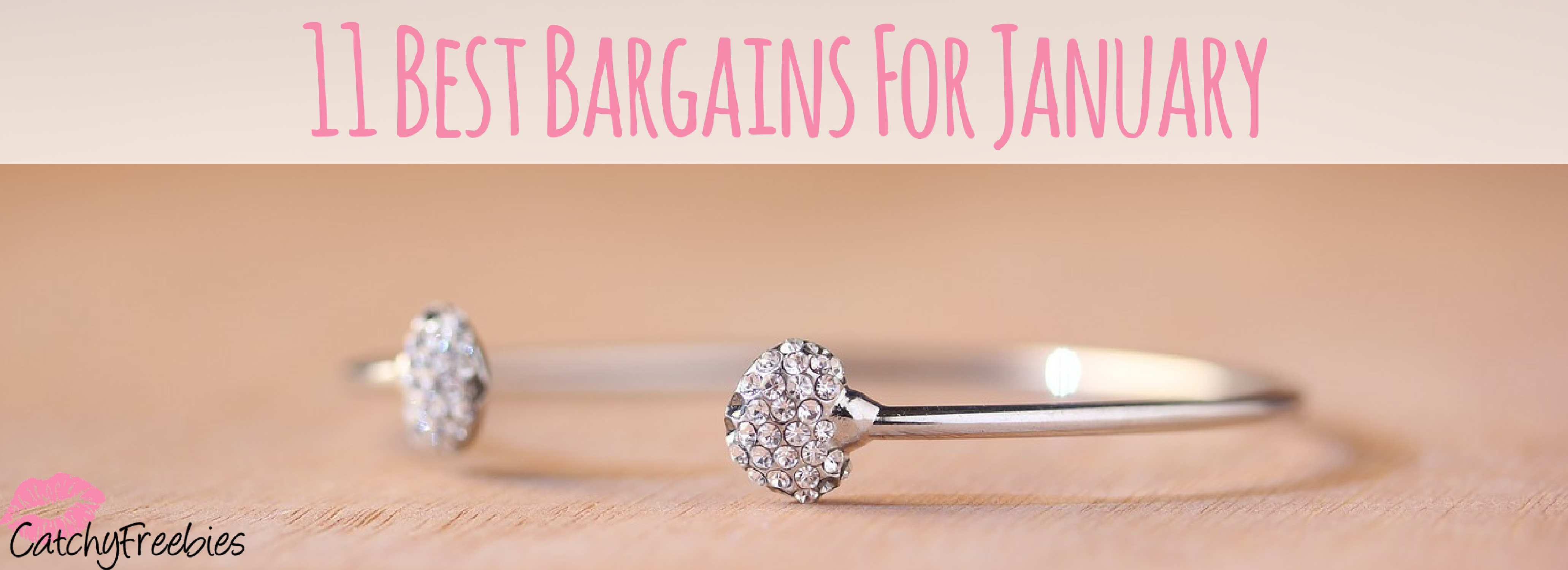 11 Best Bargains For January