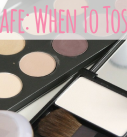 Beautiful & Safe: When To Toss Your Makeup