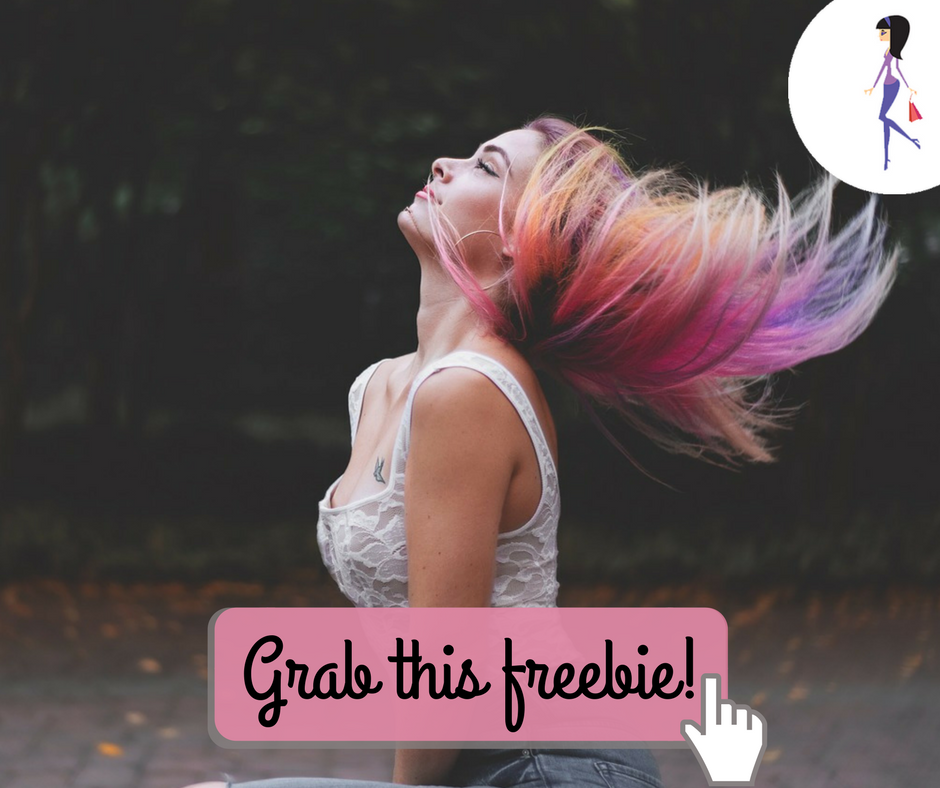Free Hair Color Rinse