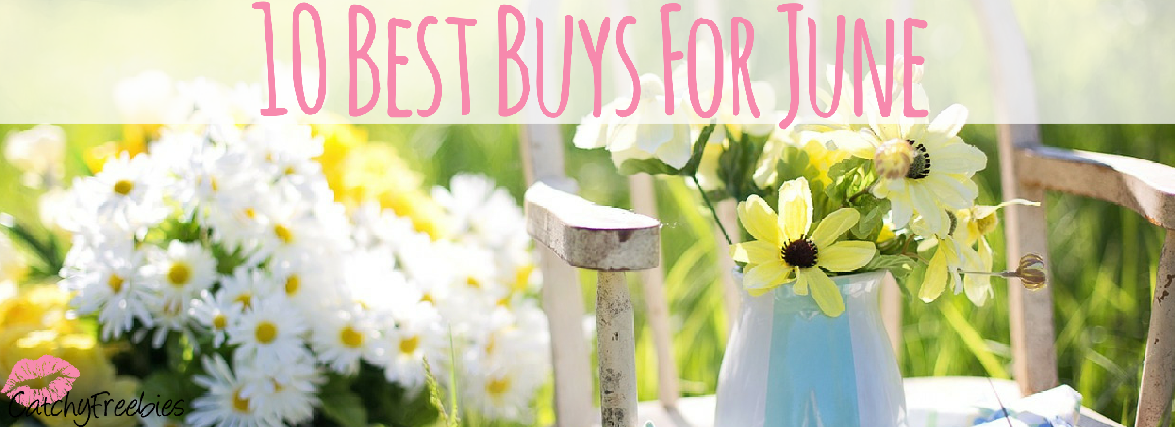 10 Best Buys For June