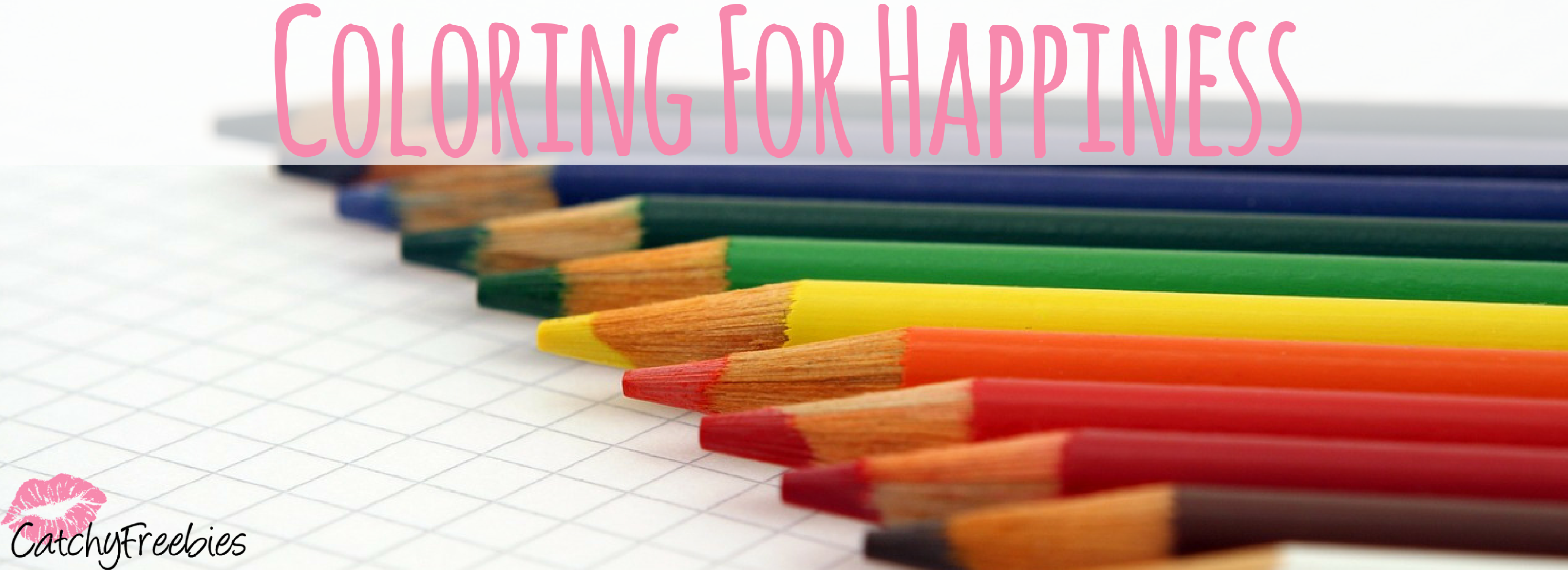 Coloring For Happiness