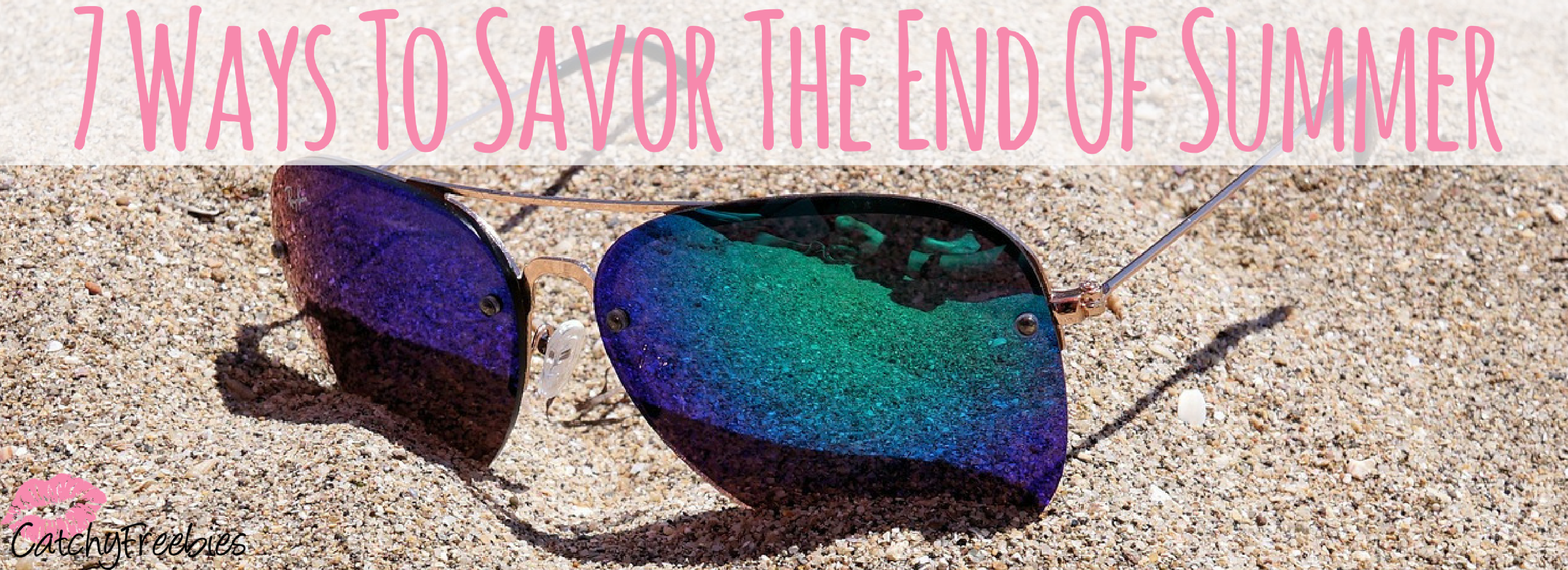 7 Ways To Savor The End Of Summer