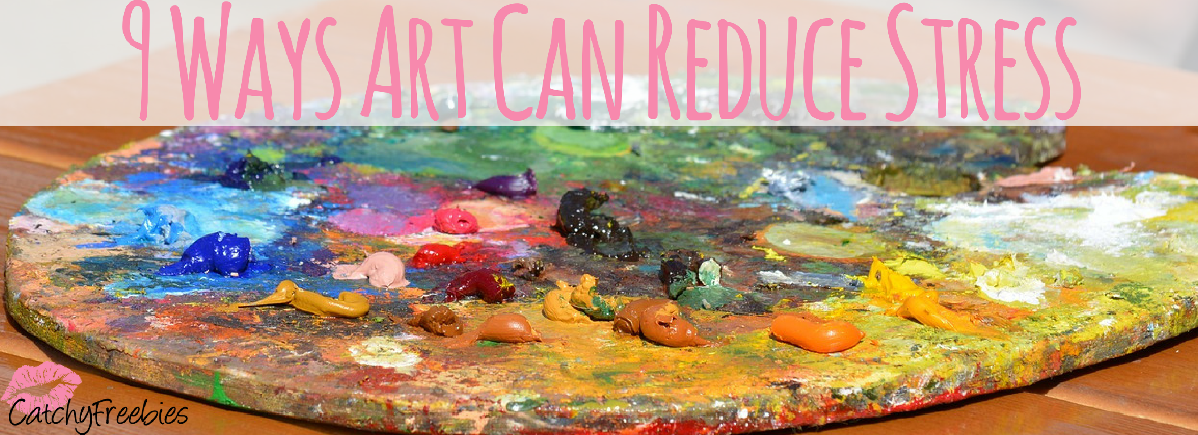 9 Ways Art Can Reduce Stress