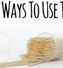 7 Awesome Ways To Use Toothpicks