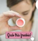 Free Lip Balm Sample