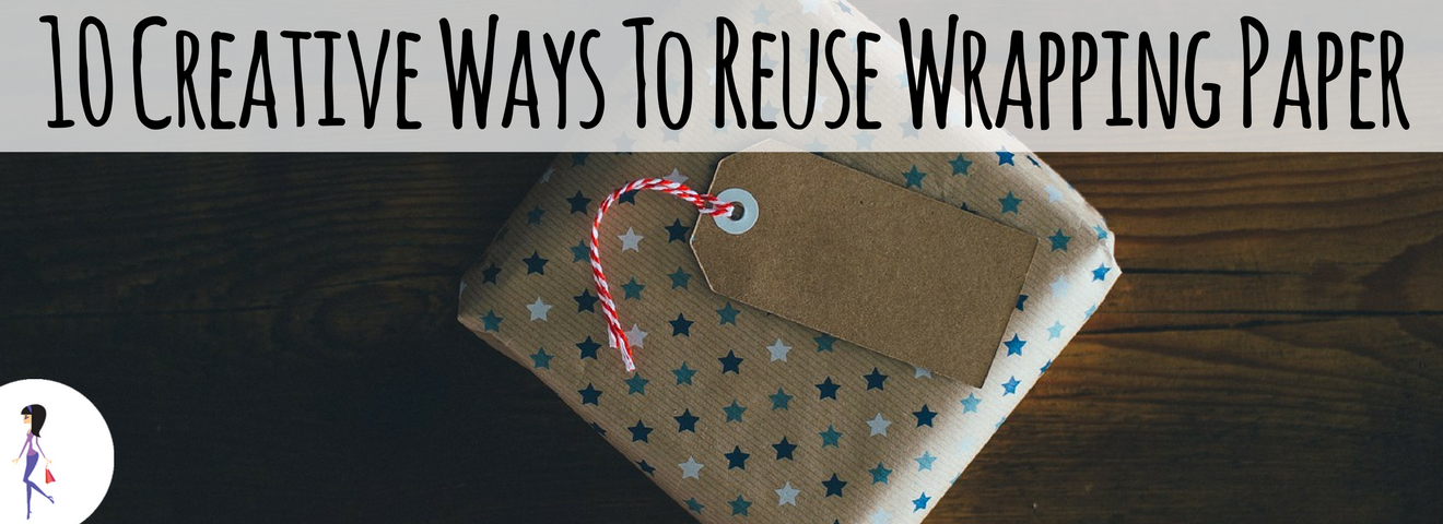 10 Creative Ways to Reuse Wrapping Paper