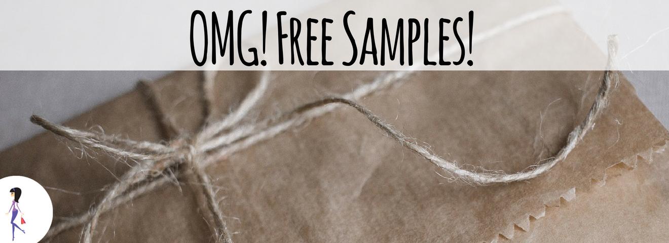 OMG! Free Samples!