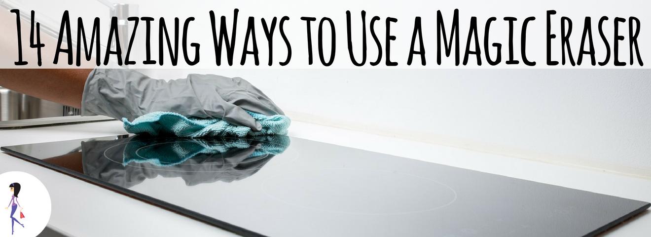 14 Amazing Ways to Use a Magic Eraser