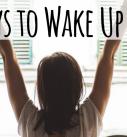 10 Ways to Wake Up Happy