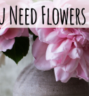 12 Reasons You Need Flowers in Your Home