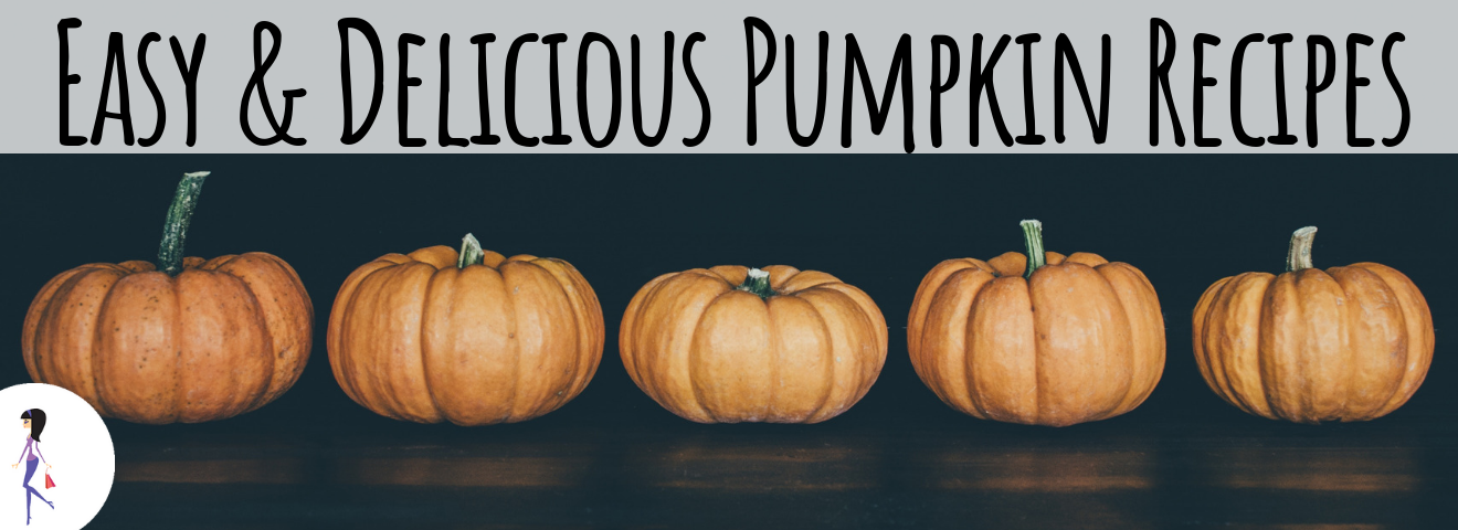 Easy & Delicious Pumpkin Recipes