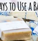 8 Cool Ways to Use a Bar of Soap