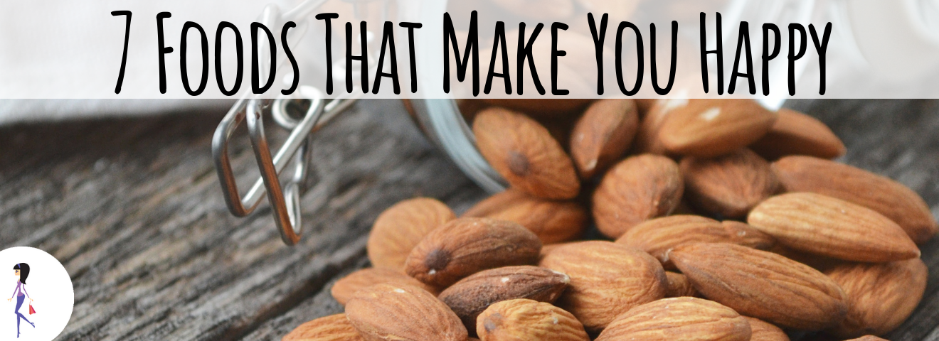 7 Foods That Make You Happy