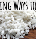 10 Amazing Ways to Use Rice