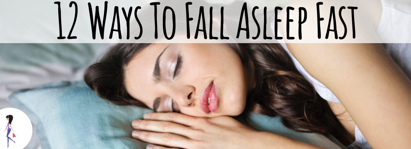 12 Ways to Fall Asleep Quickly