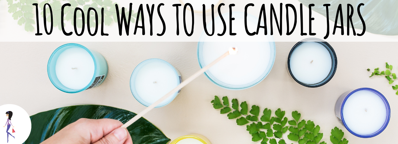 10 Cool Ways to Use Candle Jars