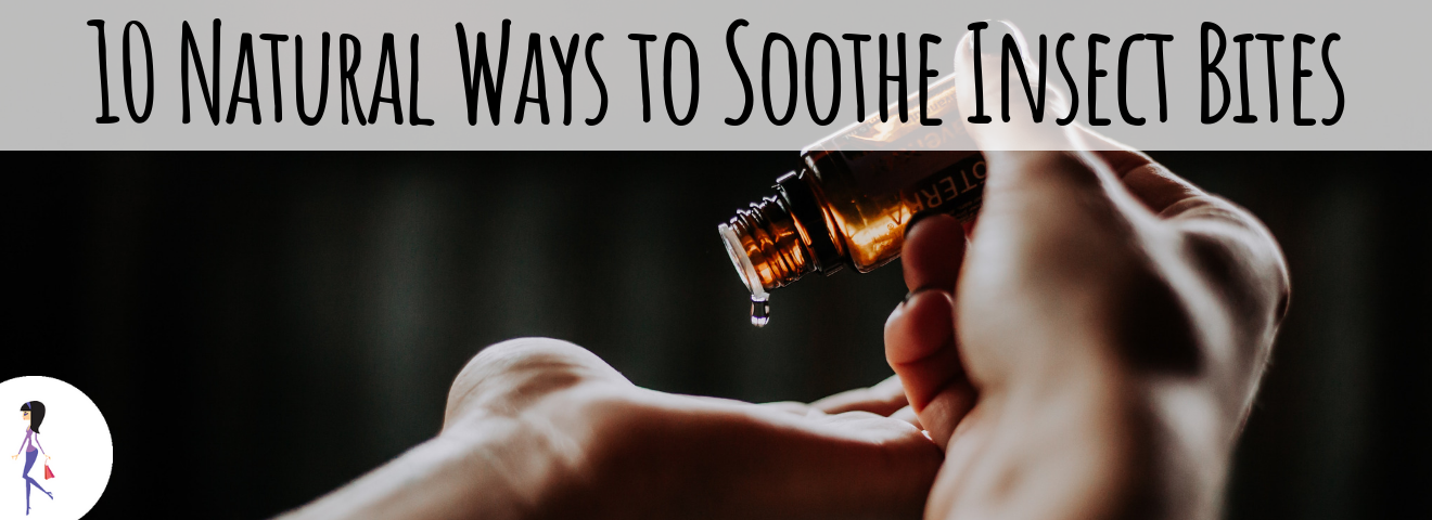 10 Natural Ways to Soothe Insect Bites