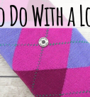 9 Things to do With A Lonely Sock