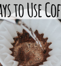 12 New Ways to Use Coffee Filters