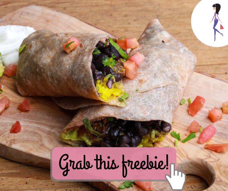 Free Bean Burrito