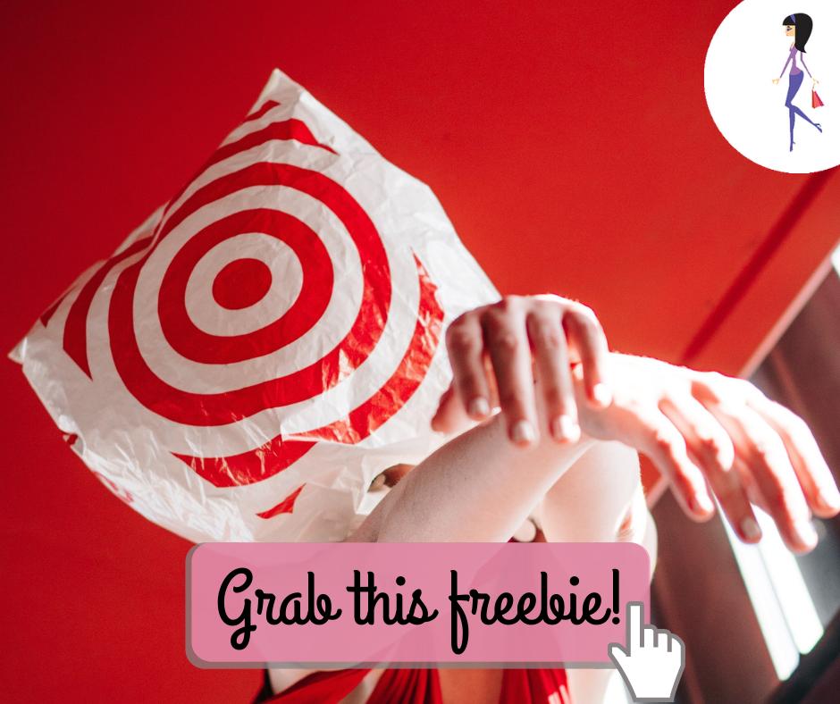 Free Target Coupon