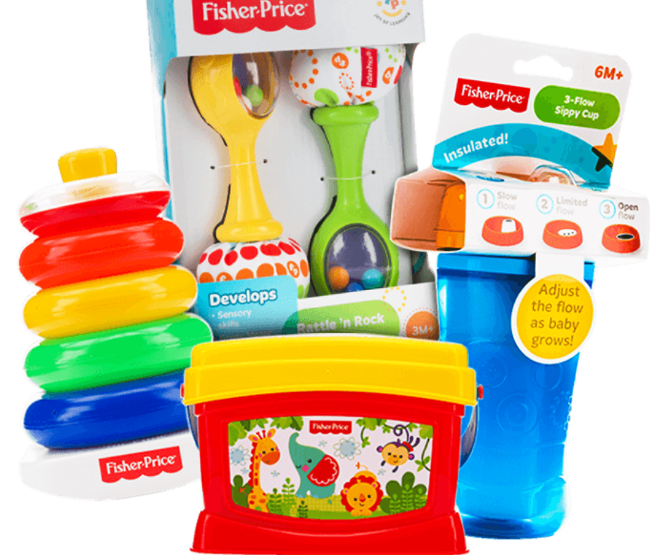 Free Fisher Price Samples