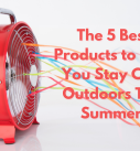 The 5 Best Products to Help You Stay Cool This Summer